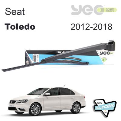Seat Toledo Arka Silecek ve Kolu 2012-2018