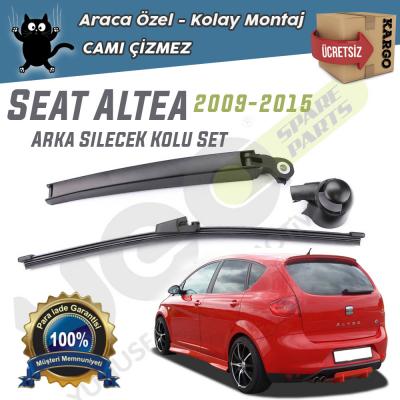 Seat Altea Arka Silecek ve Kolu 2009-2015