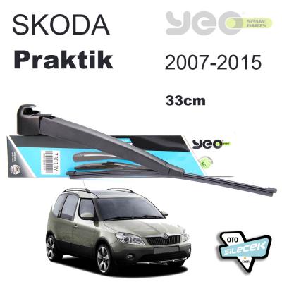 Skoda Praktik Arka Silecek ve Kolu 2007-2015