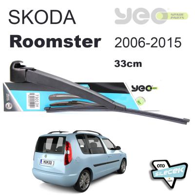 Skoda Roomster Arka Silecek ve Kolu 2006-2015