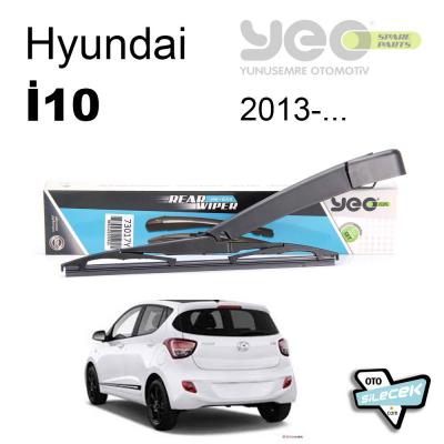 Hyundai i10 Arka Silecek ve Kolu 2013-..