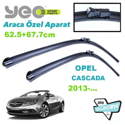 Opel Cascada Silecek Takımı YEO 2013-..