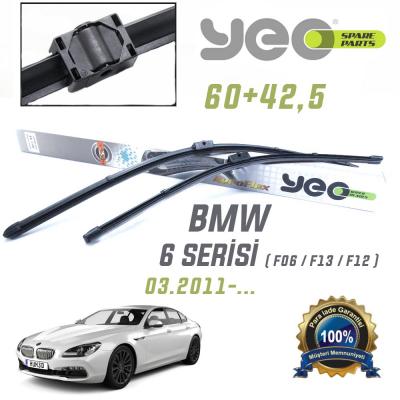 BMW 6 Serisi (F06) ( F13) ( F12) Silecek Takımı YEO 2011-...