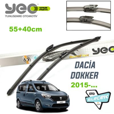 Dacia Dokker Silecek Takımı Yeo 2015-..