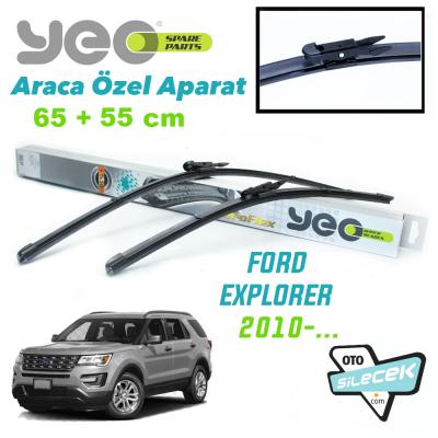 Ford Explorer Ön Silecek Takımı 2010-... YEO Aeroflex