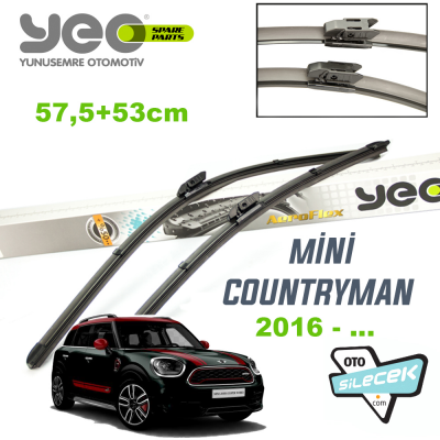 Mini Countryman Silecek Takımı YEO 2016-..