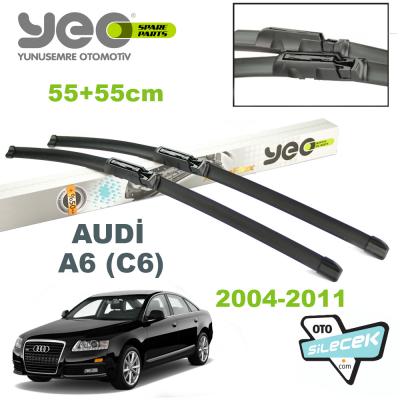 Audi A6 Silecek Takımı YEO 2004-2011