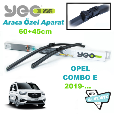 Opel Combo E Silecek Takımı YEO 2019-..