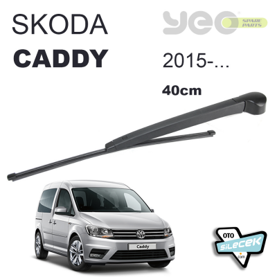 VW Caddy Arka Silecek Kolu Set 2015-.. Yeo Wiperear