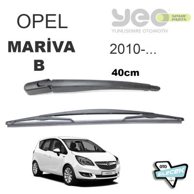 Opel Meriva B Arka Silecek ve Kolu 2010-..