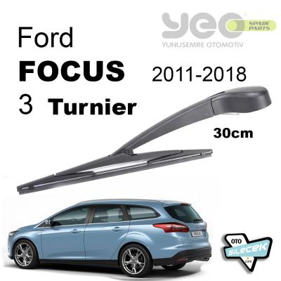 Ford Focus 3 Turnier Arka Silecek Kolu Set YEO 2011-2018