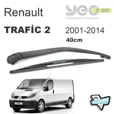 Renault Trafic 2 Arka Silecek Kolu ve Süpürgesi 2001-2014