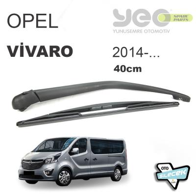 Opel Vivaro Arka Silecek Kolu ve Süpürgesi 2014