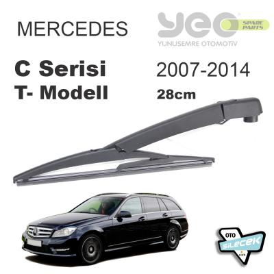 Mercedes C Serisi T-Model Arka Silecek Kolu 2007-2014