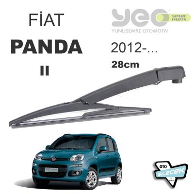 Fiat Panda II YEO Arka Silecek Seti 2012-..
