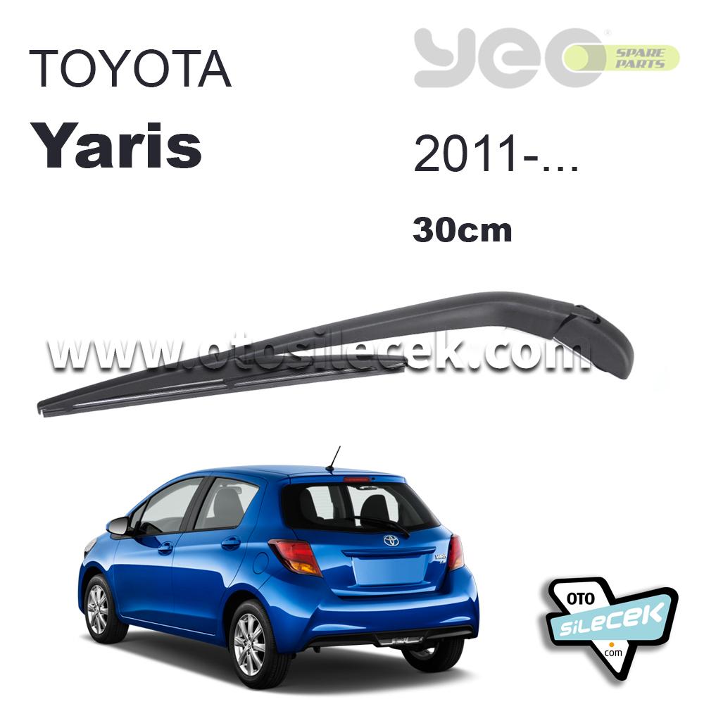 Toyota Yaris Arka Silecek Kolu 2011 Yeo Wiperear 30cm Otosilecek Com