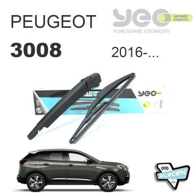 Peugeout 3008 Arka Silecek Kolu Set 2016-..