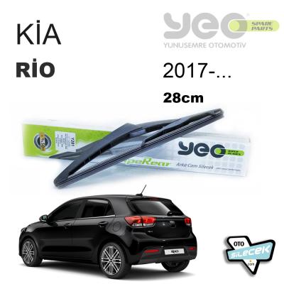 Kia Rio Arka Silecek 2017-...YEO WipeRear