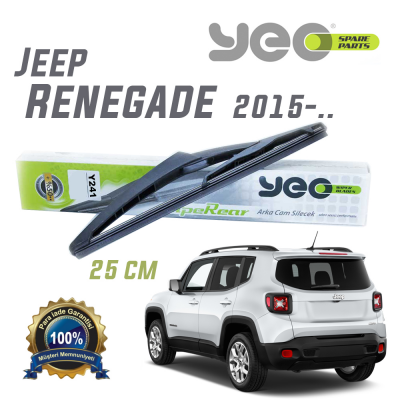 Jeep Renegade Arka silecek 2014-..Yeo Wiperear