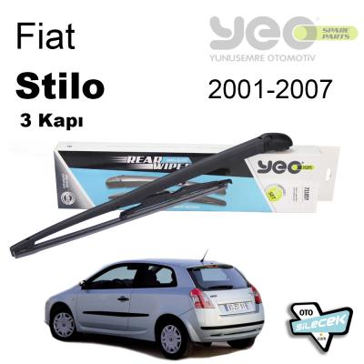 Fiat Stilo 3dr HB Arka Silecek Seti 2001-2007 Yeo Wiperear