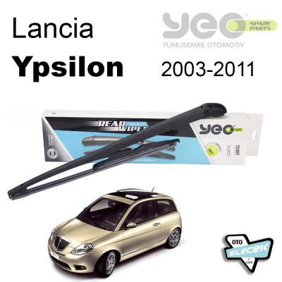 Lancia Ypsilon YEO Arka Silecek Seti 2003-2011 Yeo Wiperear