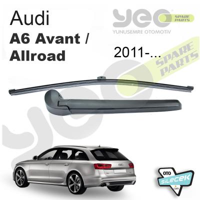 A6 Avant / A6 Allroad Arka Silecek Kolu Set 2011-..