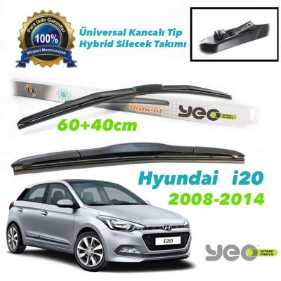 Hyundai i20 Hybrid Silecek Takımı YEO 2008-2014