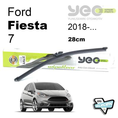Ford Fiesta VII Arka Silecek 2017-... Yeo wiperear