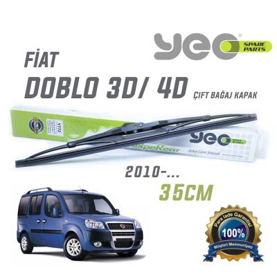 Fiat Doblo D3 / D4 Çift Kapak Yeo Arka Silecek 2010-..