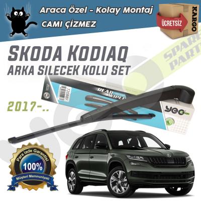 Skoda Kodiak Arka Silecek Kolu Set 2017-..