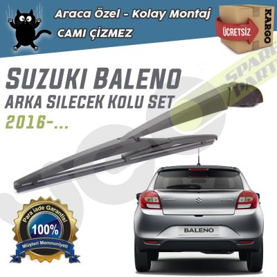Suzuki Baleno Arka Silecek Kolu Set 2016-..