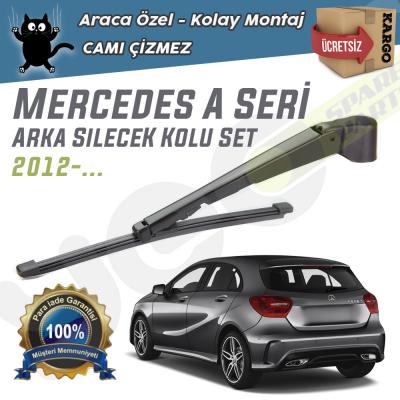 Mercedes A Serisi Arka Silecek Kolu Set 2012-..
