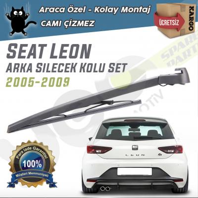 Seat Leon Arka Silecek ve Kolu 2005-2009