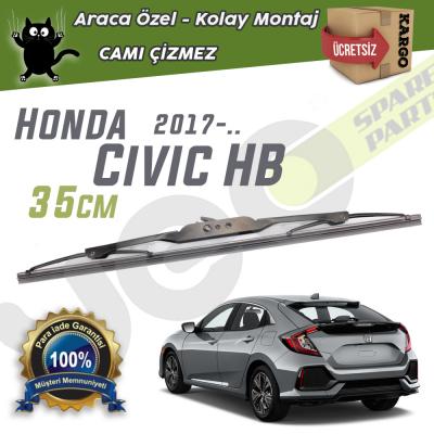 Honda Civic HB Yeo Arka Silecek 2017-..