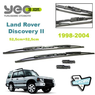 Land Rover Discovery II 1998-2004 YEO Silecek Takımı