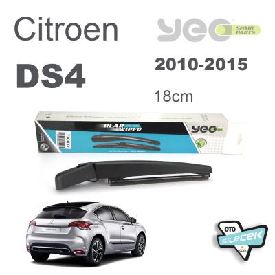 Citroen DS4 Arka Silecek Kolu ve Süpügesi 2010-2015