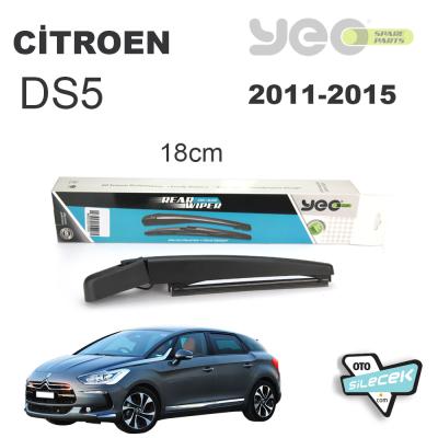 Citroen DS5 Arka Silecek Kolu ve Süpürgesi 2011-2015